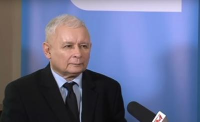 Jarosław Kaczyński (PiS) w miescie Elbląg wypowiedział się o przekopie mierzei wiślanej. Koalicja Obywatelska się temu sprzeciwia.