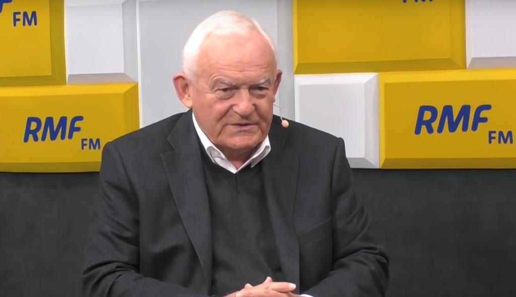 Leszek Miller był gościem w Radiu RMF FM. Komentował to, że Monika Jaruzelska nie startuje w wyborach z list Lewicy, uważa to za duży błąd.