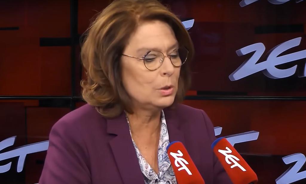 """Małgorzata Kidawa Błońska (KO) w jednym z wywiadów odniosła się do kwestii dotyczącej hejterskiej strony """"Sok z Buraka"""", która słynie z krytyki rządów PiS."""