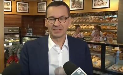Mistrzostwa Europy w siatkówce: Przez protesty na lotnisku reprezentacja Polski utknęła w Holandii na pomoc przyszedł premier Mateusz Morawiecki.