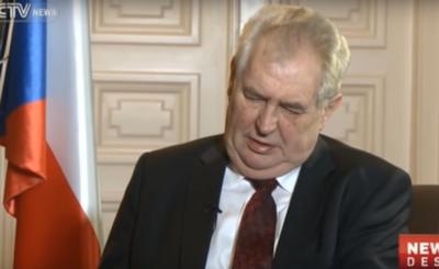 Prezydent Czech Milosz Zeman w mocnych słowach odpowiedział na wysłany do niego list z prośbę o obronę ukraińskiego zbrodniarza, którym był Stepan Bandera.