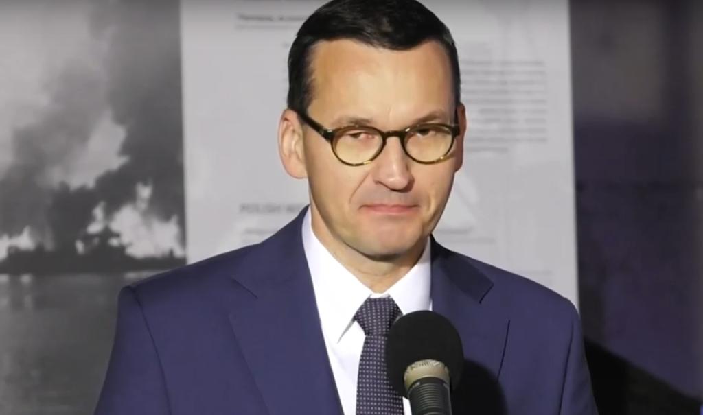 Reparacje Wojenne: Arkadiusz Mularczyk (PiS) komentuje słowa jakie wypowiedział na ten temat Morawiecki na Westerplatte w rocznicę wybuchu II wojna światowa