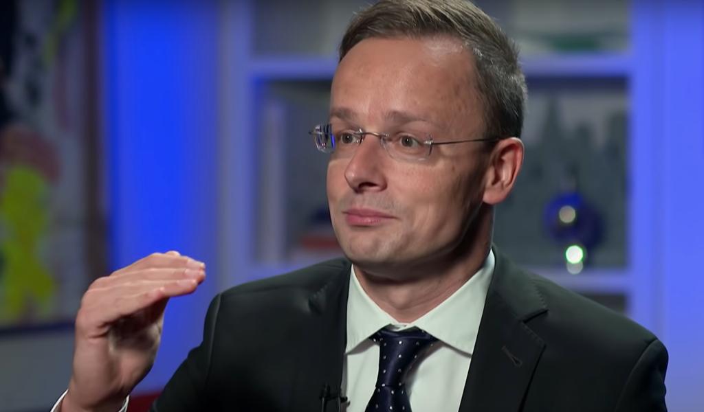 Peter Szijjarto szef Węgierskiego MSZ ostro o kandydaturze jaką złożył Franz Timmermans, który nadal chce zostać jako Przewodniczący Komisji Europejskiej.