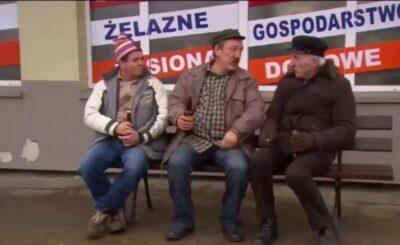 Ilona Ostrowska (Lucy Wilska), Paweł Królikowski i Cezary Żak to bez wątpienia największe gwiazdy serialu Ranczo emitowanego do 2016 roku w TVP