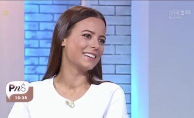 Anna Mucha znowu prawie nago na portalu instagram? Gwiazda TVP i serialu M jak Miłość ponownie kusi swoich fanów w bardzo odważnym kostiumie.