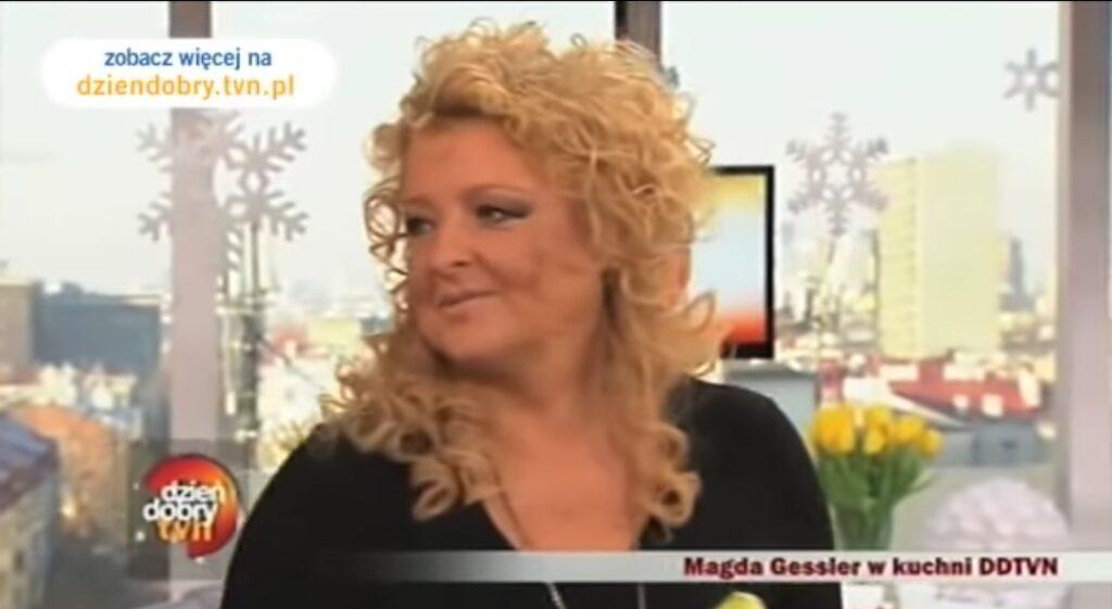 Magda Gessler (TVN Kuchenne Rewolucje) lubi gdy jest pytana o seks i inne pochodne tematy z nim związane,  lecz co ma do tego w tym przypadku Marcin Prokop.