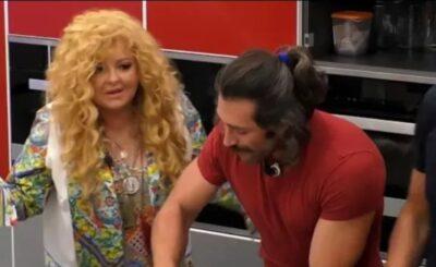 """Gosia Szmal i Magda Gessler spotkały się niedawno na planie programu TVN """"Big Brother"""". Wizyta restauratorki w programie reality show była sensacją."""