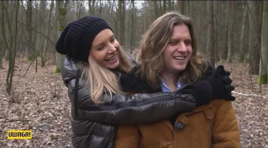 Piotr Woźniak Starak i jego śmierć mocno wstrząsnęła jego żoną (Agnieszka Woźniak Starak). Dziś prezenterka stacji TVN na swoim koncie na portalu Instagram