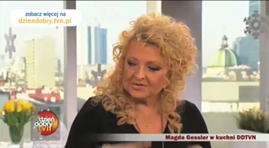 Magda Gessler to jedna z gwiazd stacji TVN i Kuchenne Rewolucje. Magda Gessler ma sławnego brata, którym jest polityk i działacz społeczny,  Piotr Ikonowicz.