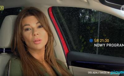 """Edyta Górniak przejdzie kurs na prawo jazdy w nowym show TVN """"My way"""", którego premiera będzie dziś. Czy Skoda Auto Szkoła dla radę wyuczyć ją na kierowcę?"""
