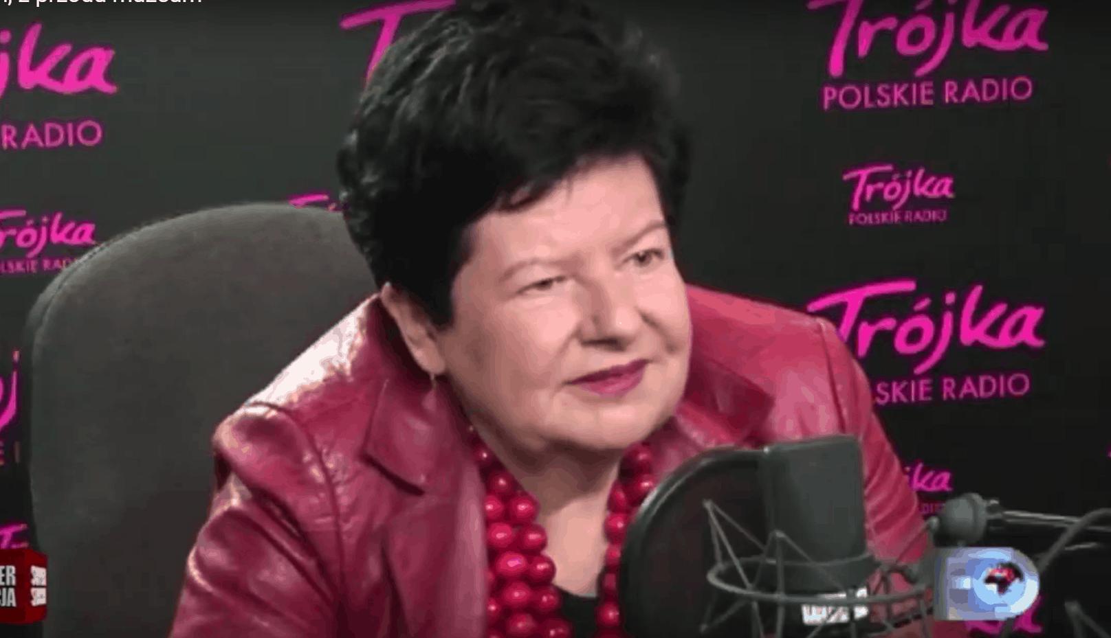 Joanna Senyszyn po czterech latach nieobecności wraca do sejmu i już zdążyła wywołać skandal po przez wypowiedź na temat śmierci ks. Jerzego Popiełuszki.
