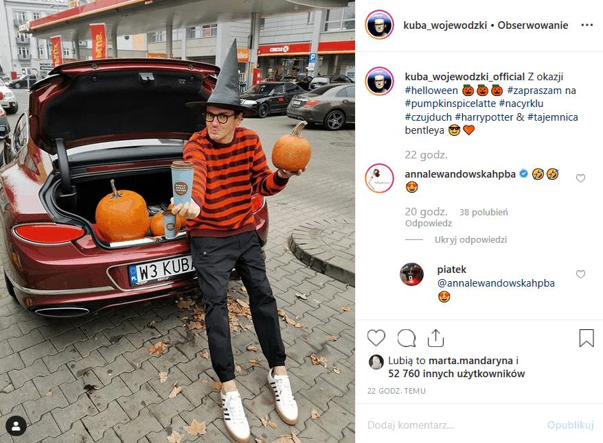 """Romans Wojewódzki - Mucha faktem? Król TVN i Madzia z """"M jak miłość"""" (TVP2) drażnią fanów zdjęciami wrzucanymi na Instagram."""