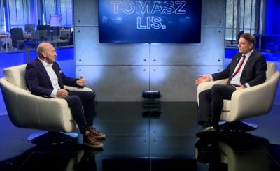 Kazimierz Marcinkiewicz był gościem Tomasza Lisa. Tematem dyskusji był rezultat ostatnich wyborów, w których PO poniosło olbrzymią porażkę w starciu z PiS.
