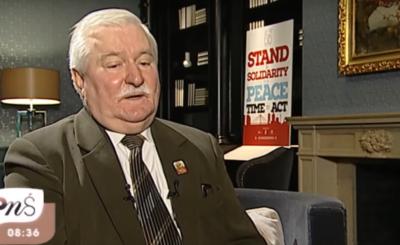 Lech Wałęsa zaatakował zmarłego w ubiegłym tygodniu Kornela Morawieckiego, do tych słów postanowiła się również odnieść córka, Marta Morawiecka.