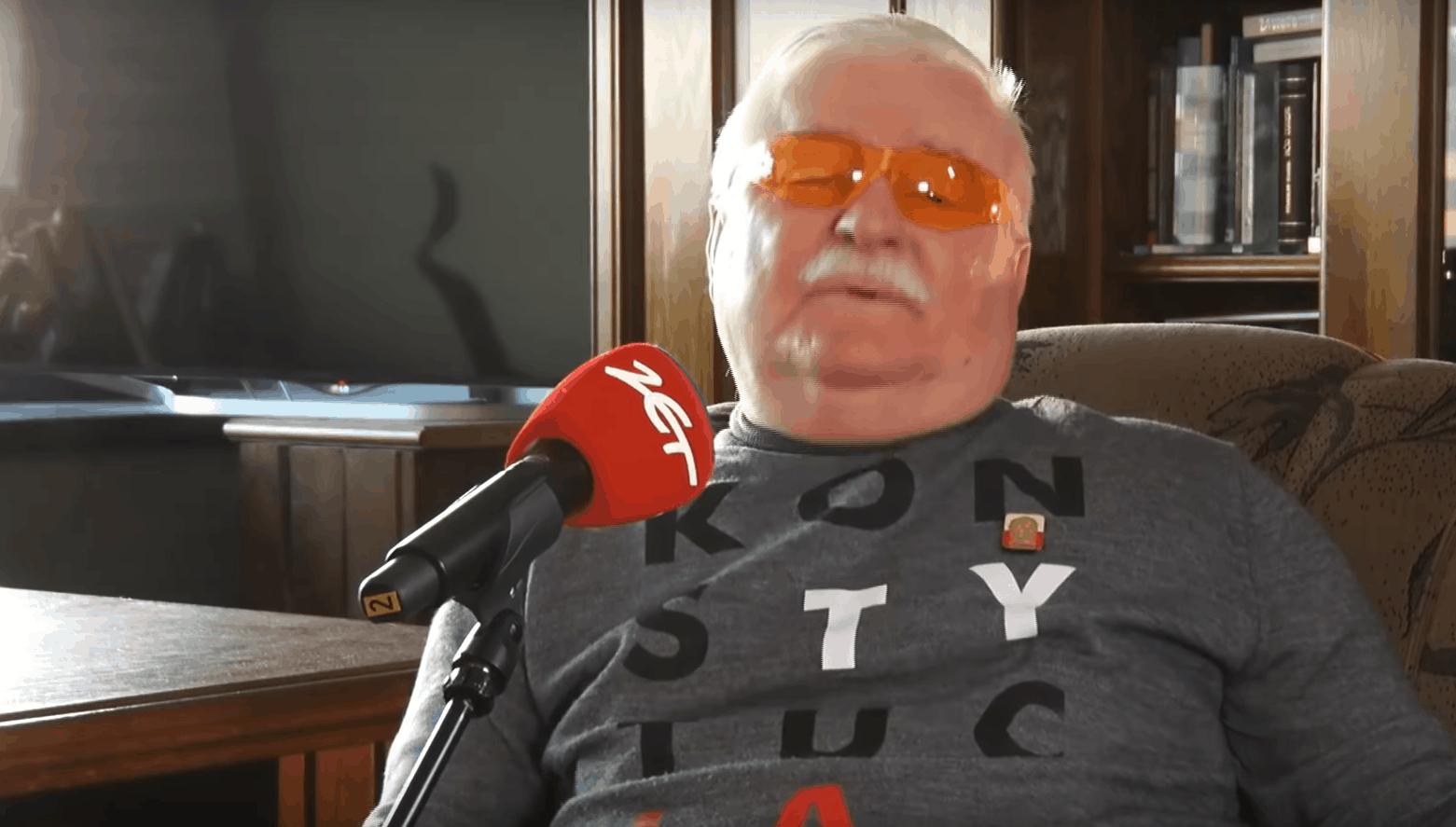 Lecha Wałęsa w ubiegłym tygodniu podczas konwencji Koalicji Obywatelskiej stwierdził podczas przemowy, że zmarły Kornel Morawiecki był zdrajcą.