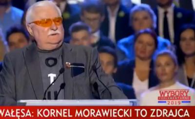 Lech Wałęsa to jeden z najbardziej kontrowersyjnych polityków ostatnich lat. Na portalu Twitter na ten temat wypowiedział się Janusz Korwin Mikke.