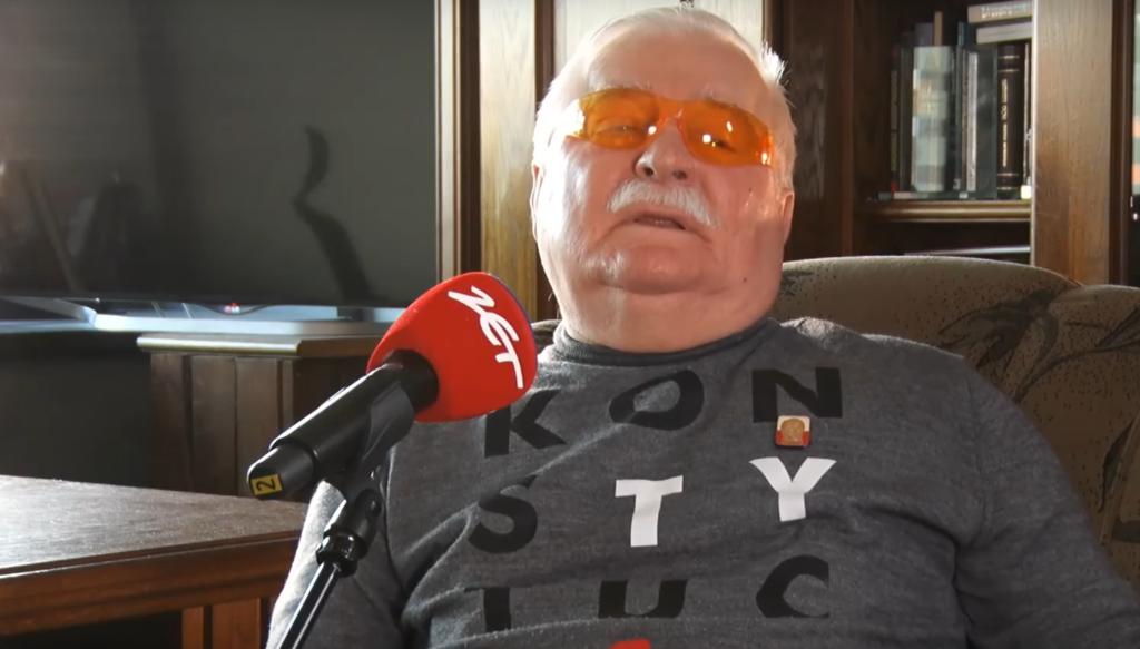 Lech Wałęsa ponownie szaleje, były prezydent publicznie na Facebooku odmówił poparcia dla PO, zadeklarował za to poparcie dla PSL.