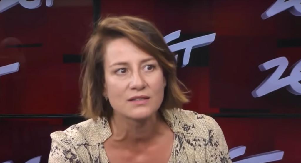 Maja Ostaszewska ponownie straszy Polaków aktualnym rządem PiS. Tym razem aktorka twierdzi,  iż kolejna wygrana może doprowadzić do odebrania Internetu.