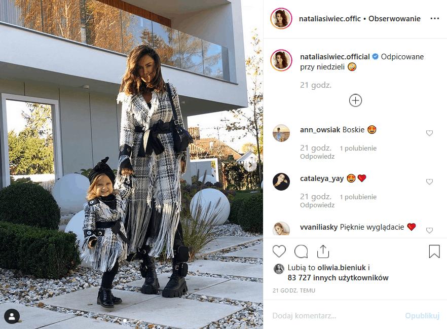 """Miss Euro 2012, gwiazda okładek magazynów """"Playboy"""" i """"CKM"""", Natalia Siwiec kupiła dom, którym chwali się w serwisie Instagram. Co na to fani?"""