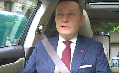 Warszawa, Paweł Rabiej: Dziś przed sejmem miała miejsce demonstracja sprzeciwiająca się zaostrzeniu kodeksu karnego pod kątem edukacji seksualnej.