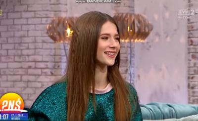 """Roksana Węgiel odkrywa, że kariera i szkoła nie idą w parze. Jak Roxie, zwyciężczyni """"The Voice Kids"""" (TVP) i Eurowizja Junior łączy naukę i karierę?"""