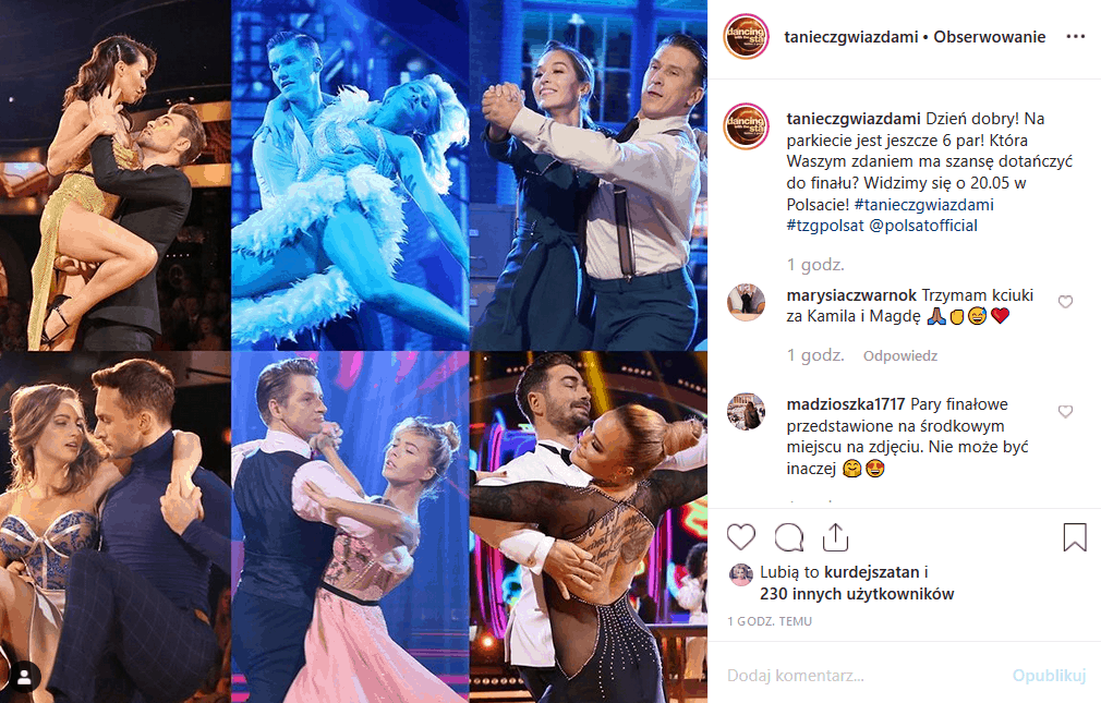 """25 października nowy odcinek show """"Taniec z gwiazdami"""" (Polsat). Facebook i Instagram zapowiadają gości. Jak poradzi sobie Barbara Kurdej Szatan?"""