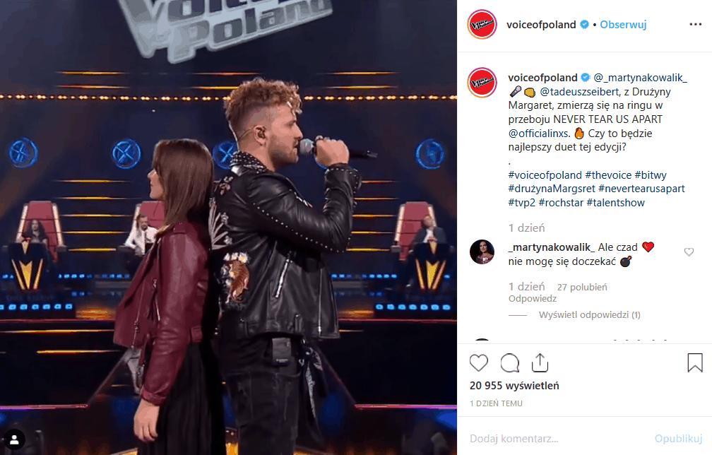 """26 października, """"The Voice of Poland"""" (TVP2) przyniesie wiele atrakcji. Co pokaże Margaret, Michał Szpak, Kamil Bednarek oraz Baron i Tomson i ich zespoły?"""