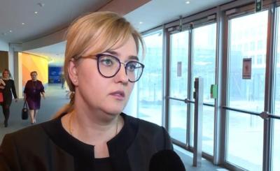 TVP, PiS, Magdalena Adamowiczzabrała głos w sprawie domniemanych ataków na nowego marszałka senatu ze strony Telewizji Polskiej