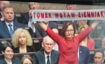 Anita Sowińska Lewica. Bez wątpienia najnowsza kadencja sejmu będzie jedną z najbardziej ciekawych w historii polskiego parlamentu.