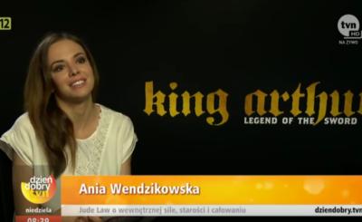 """Wendzikowska, choć nie w bikini, podbija Instagram. Gwiazda TVN i serialu """"M jak miłość"""" udała się do Santa Monica, gdzie kręcono """"Słoneczny patrol""""."""