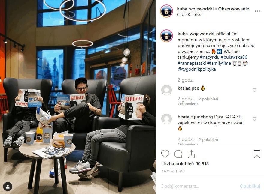 """Wojewódzki i Mucha razem? Król TVN wrzucił na Instagram zdjęcie, które może sugerować, że jego i gwiazdę serialu """"M jak miłość"""" (TVP2) znów coś połączyło."""