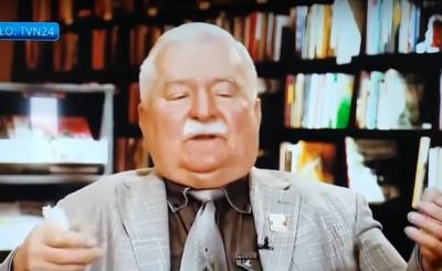 Lech Wałęsa zamieścił na Facebooku wpis w którym wypowiada się o prezydencie Andrzeju Dudzie, zaczęto się zastanawiać czy nie był pijany