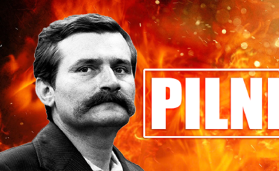 """Lech Wałęsa jest wściekły! Nasi sąsiedzi Czesi wydali akta operacji """"Sever"""". Znalazł się tam akapit wspominający o agenturalnej przeszłości Lecha Wałęsy."""