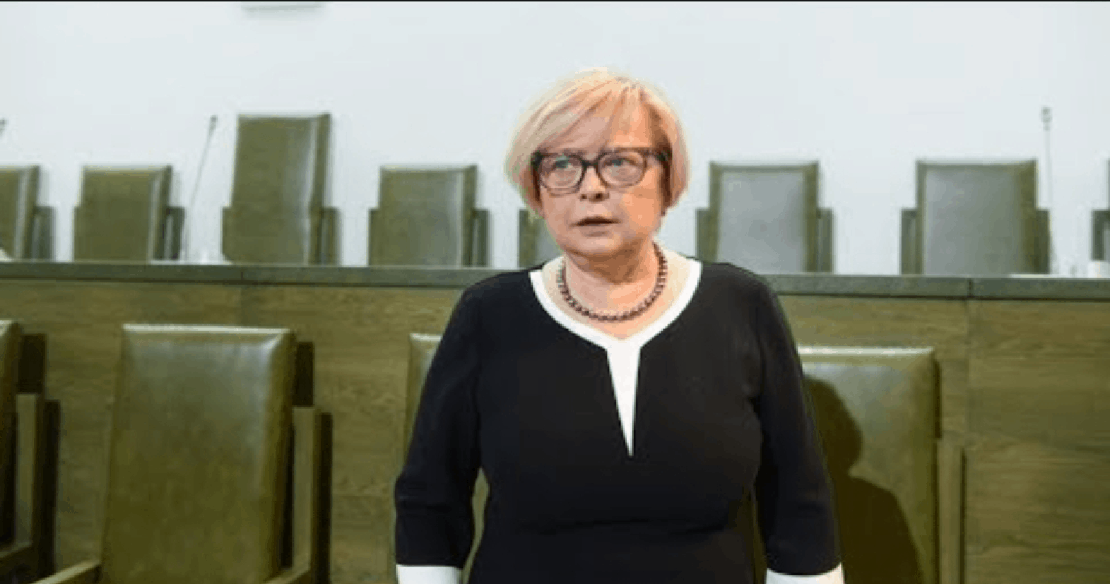 """Małgorzata Gersdorf otrzymała nagrodę fundacji""""Internationale Demokratiepreis Bonn"""" tym samym została uhonorowana przez Niemcy."""