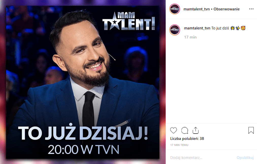 """16 listopada 4 półfinał """"Mam talent"""" (TVN). Kto podbije serce jury w składzie Agnieszka Chylińska, Agustin Egurrola i Małgorzata Foremniak?"""
