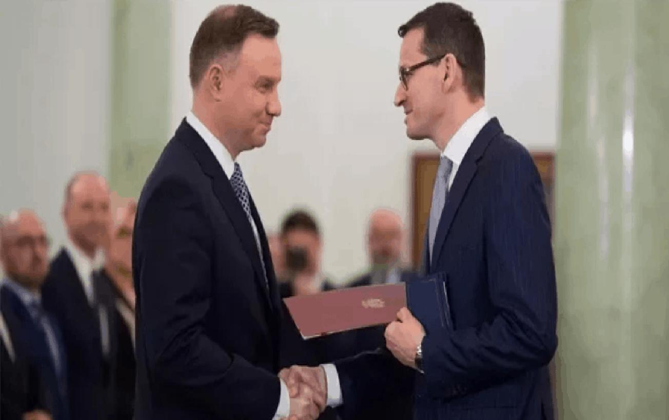 Mateusz Morawiecki w ciepłych i przychylnych słowach odniósł się do prezydentury. Warto wspomnieć, iż Andrzej Duda przez wiele lat był związany z PiS.