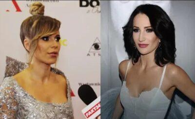 Doda (Dorota Rabczewska) i Justyna Steczkowska to wielkie gwiazdy. Steczkowska przez kilka sezonów w TVP - The Voice of Poland była...