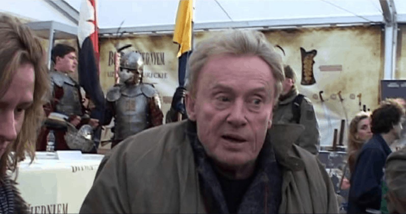 Daniel Olbrychski to bez wątpienia wybitny aktor i artysta pełnej krwi, jednakże wiadomo, że nie pała miłością do rządów PiS i Jarosława Kaczyńskiego.