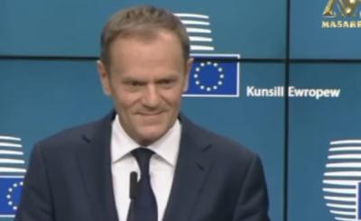 Będę mógł dosadniej mówić o tym, co się dzieje w Polsce i w całej Europie – powiedział Donald Tusk, po wyborze na nowego szefa Europejskiej Partii Ludowej.