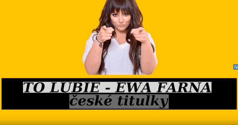 """Ewa Farna tłumaczy się na Insta dlaczego wybrała Czechy. Fani autorki hitu """"Cicho"""" (Superjedynka) i jurorki show """"Idol"""" mają jej za złe, że ignoruje Polaków"""