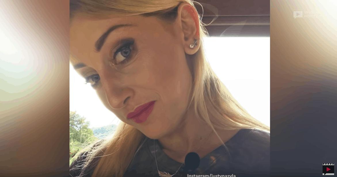 """Justyna Żyła (uważyła.pl) skrytykowana na Insta. Gdy ona i Piotr Żyła rozstali się, kobieta zaczęła gwiazdorzyć (""""Playboy"""", """"Taniec z gwiazdami"""")"""