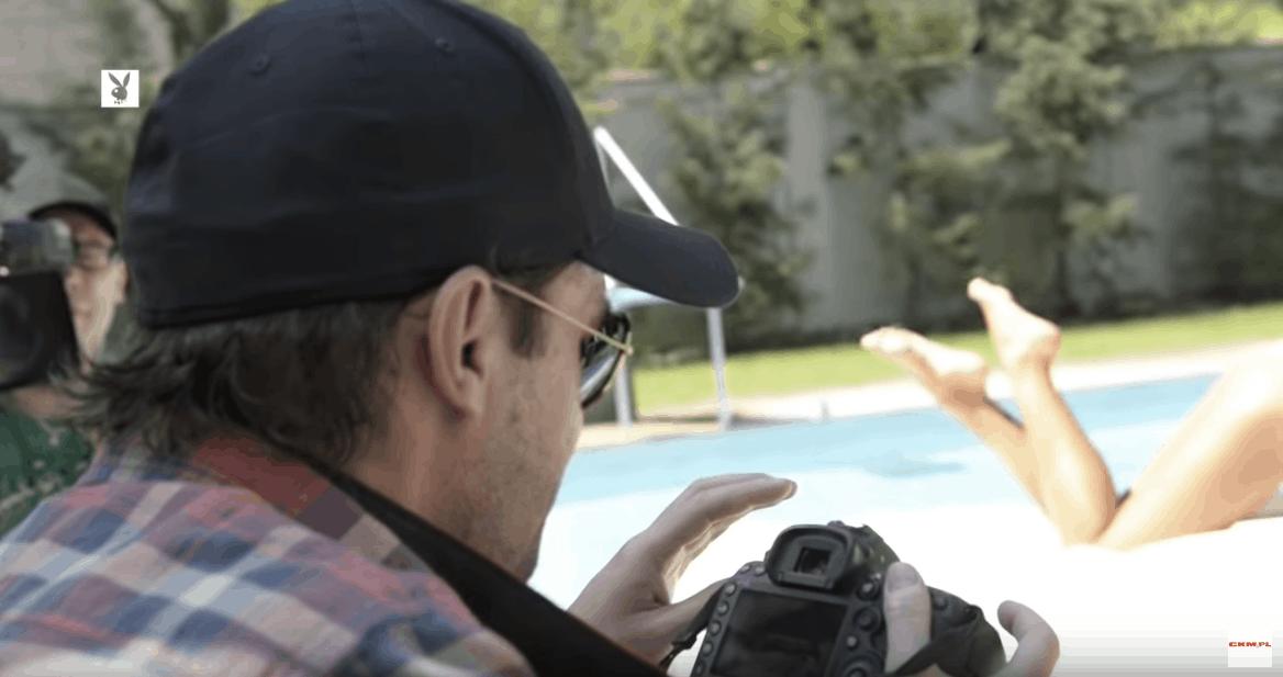 Wojewódzki pochwalił się na Insta, że jego pasją jest fotografia. Król TVN był autorem sesji dla magazynu Playboy, a jego modelką była Wodzianka.