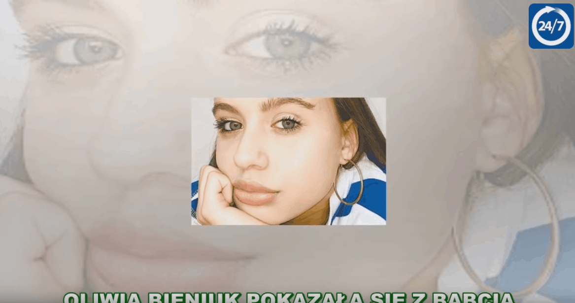 Oliwia Bieniuk wrzuciła na Insta zdjęcia. Anna Przybylska (Złotopolscy) mocno przebija z jej urody. Jarosław Bieniuk i Martyna Gliwińska chyba się dogadali