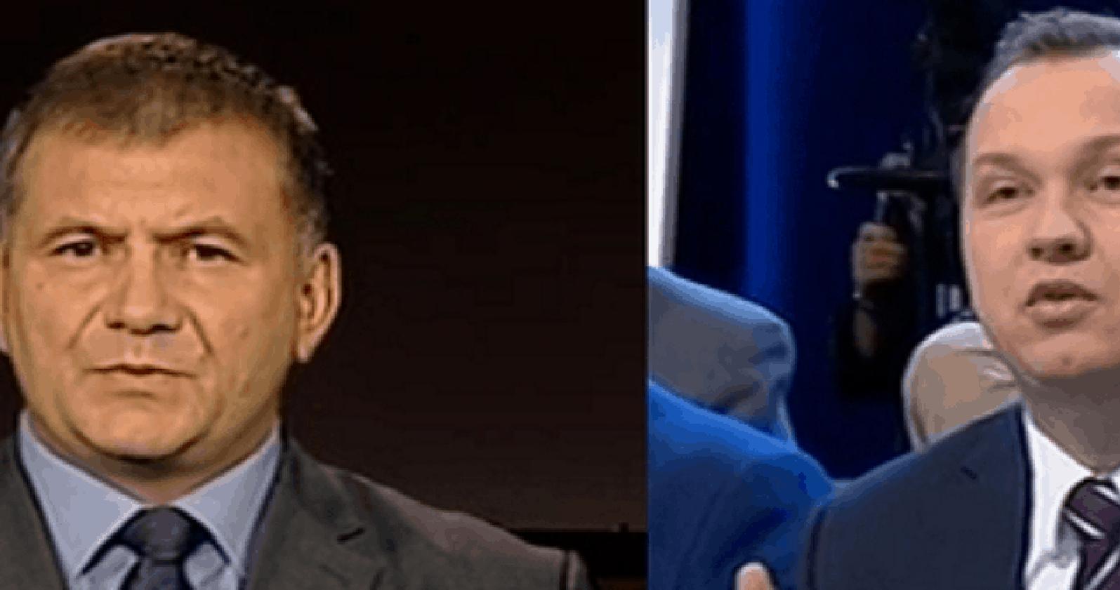 Sędzia Żurek zaorany przez posła PiS; Mariusz Kałużny pokazał mu miejsce w szeregu punktując go na antenie telewizji TVP, Co na to Prawo i Sprawiedliwość?
