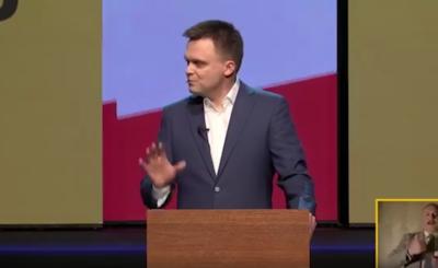 """Szymon Hołownia i wybory prezydenckie? Tak, bo były prowadzący show TVN """"Mam talent"""" ogłosił swój start. Fani na portalach Facebook i Instagram wspierają go"""