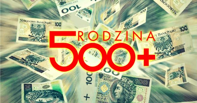 PiS zapowiada zmiany w 500+, ze względu na rosnące emerytury i renty zmieni się kryterium finansowe przy dofinansowaniu, potwierdza Marlena Maląg