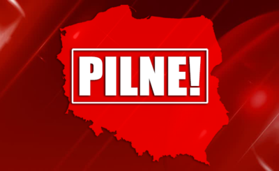 Warszawa: Tragedia pod Warszawą, rozbił się samolot już odnaleziono wrak. Trwa akcja służb na miejscu. Maszyna spadła w miejscowości Marki