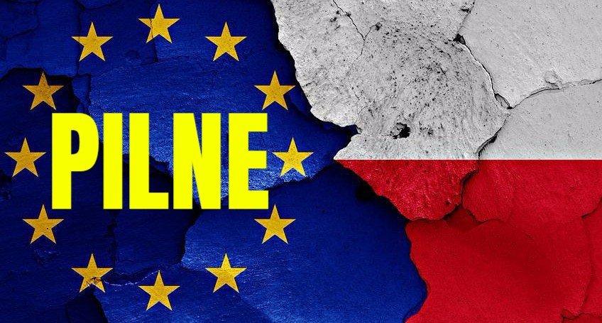 Rezolucja UE przeciwko Polsce i Węgrom ma wezwać Polskę i Węgry do szanowania prymatu prawa UE oraz zastosowania specjalnych środków