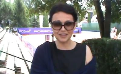 Małgorzata Pieńkowska z M jak miłość opowiada jai wpływ na jej życie miała choroba nowotworowa i jak wygladała walka z rakiem.Pieńkowska -rak przegrał