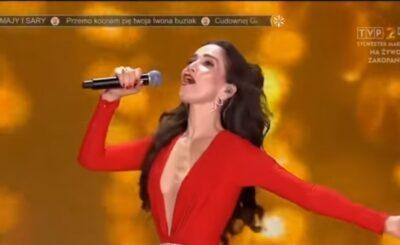 """Natalia Oreiro to gwiazda """"Sylwester Marzeń"""" w TVP. Okazuje się jednak, że piosenkarka jest osobą, która popiera środowiska LGBT."""